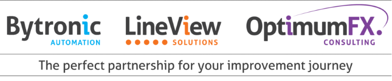 Bytronic LIneVIew Optimum - the i3 Group - The Perfect Partnership for your improvement journey
