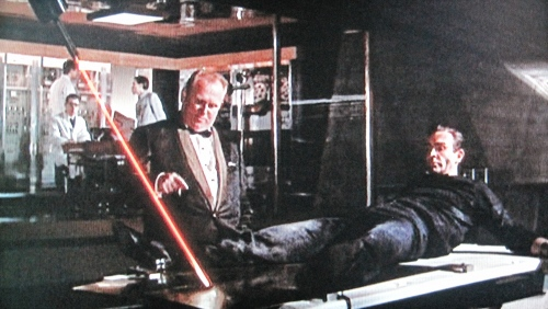 We can't promise you'll be like Bond. Or a Bond villain. But there will sometimes be laser beams.
