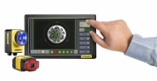 The VisionView 900 touch-screen system from Cognex - brand new to Bytronic.